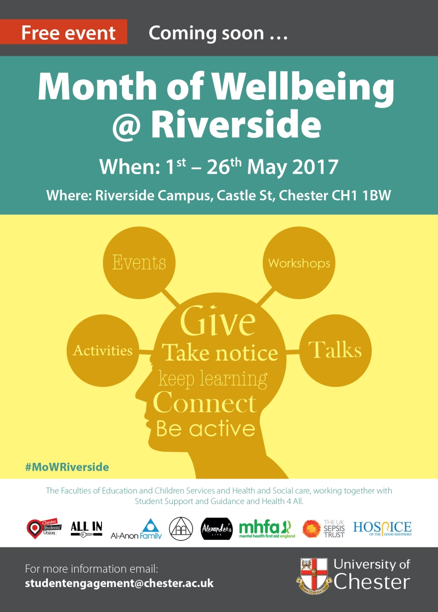 Month of Wellbeing@Riverside A5 flyer E